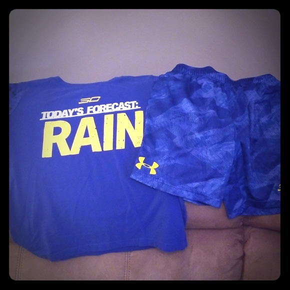 Under Armour Other - Shirt and Short Set